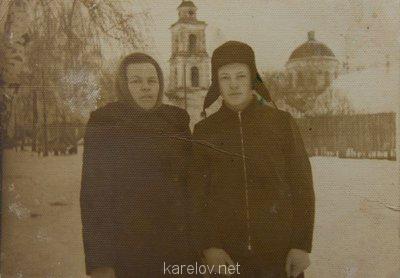 моя двоюродная прабабушка Суханова Кудряшова Елена Николаевна с сыном Юрием, в селе Залазино - _MG_7342.jpg