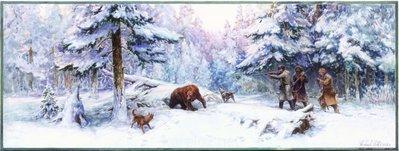 Создадим протосценарий фильма Как царь Пётр карела белил ? - охота на медведя ДНиколаев.jpg
